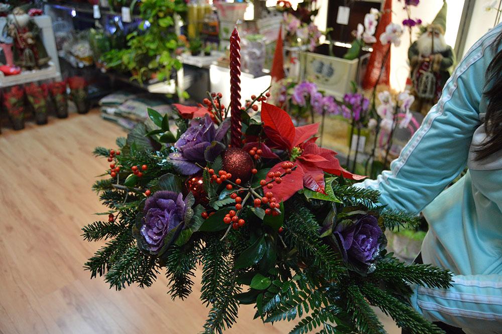 Cómo Preparar Tu Propio Arreglo De Navidad Con Flowering
