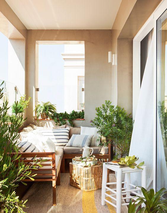 Decorar nuestra terraza con plantas y flores blog - Plantas para terrazas ...