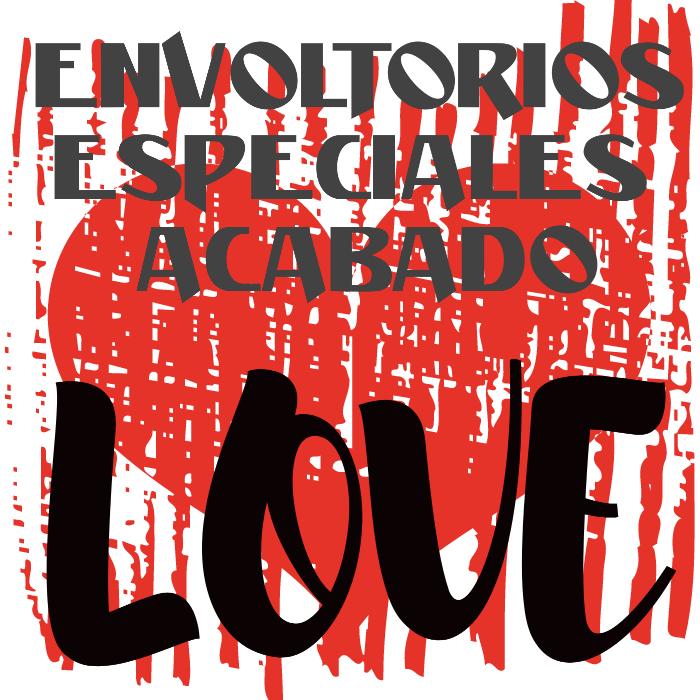 Envoltorios LOVE