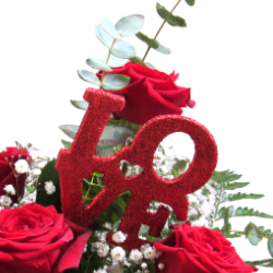 Complemento letras LOVE