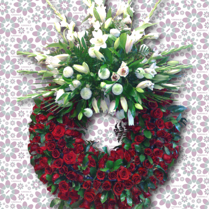 Corona de flores HORUS