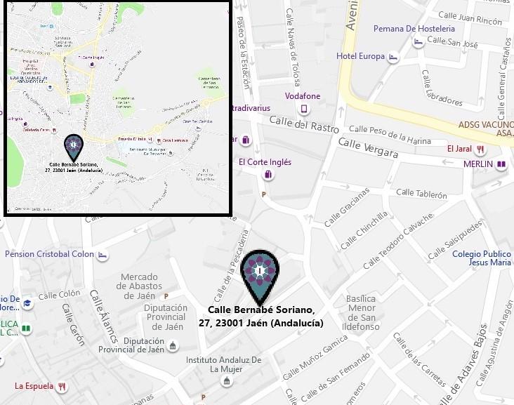 Floristerías Jaén