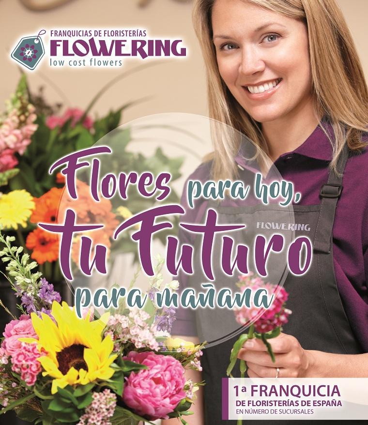 FRANQUICIAS DE FLORISTERÍAS FLOWERING